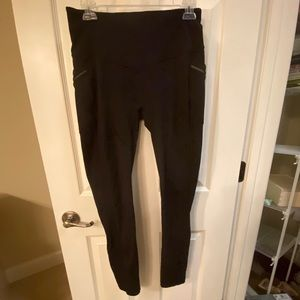 Lululemon Running tights/leggings with 2 pockets